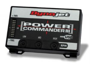 Speed Triple 1050 2005-06 Dynojet Power Commander PCIII USB PC3-513-411 O2 Eliminator kit Included.